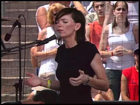 Misty Edwards - The Call Nashville 7.7.07 - You won't Relent