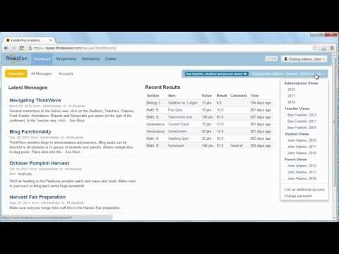 (Old Version)ThinkWave Student Management System Webinar