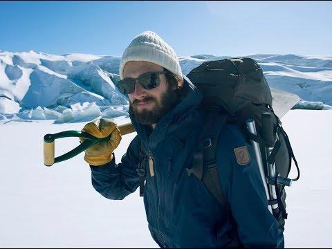 Fjällräven - Meet Gabriel Lewis, Glaciologist