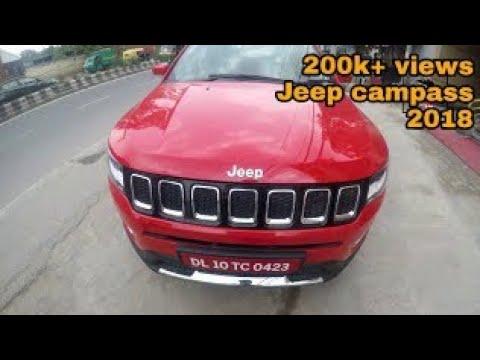 JEEP Compass 1st Booking Test Drive WOW | price | khatron ke khiladi 9 | SUVs | VBO Vlogs 2018