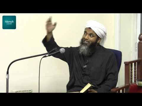 Allah is Enough for Us - Shaykh Hasan Ali