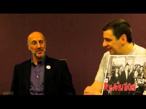 Entrevista com Lewisohn - Tune in