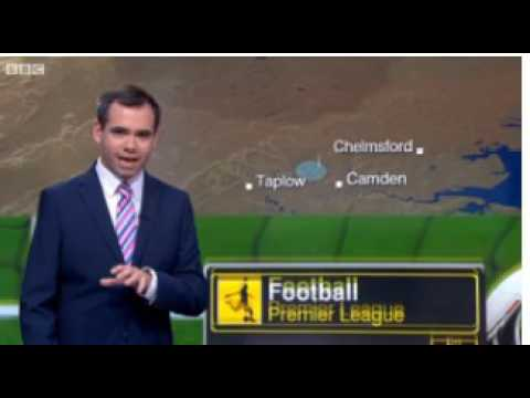 BBC Weather London 5th May 2017