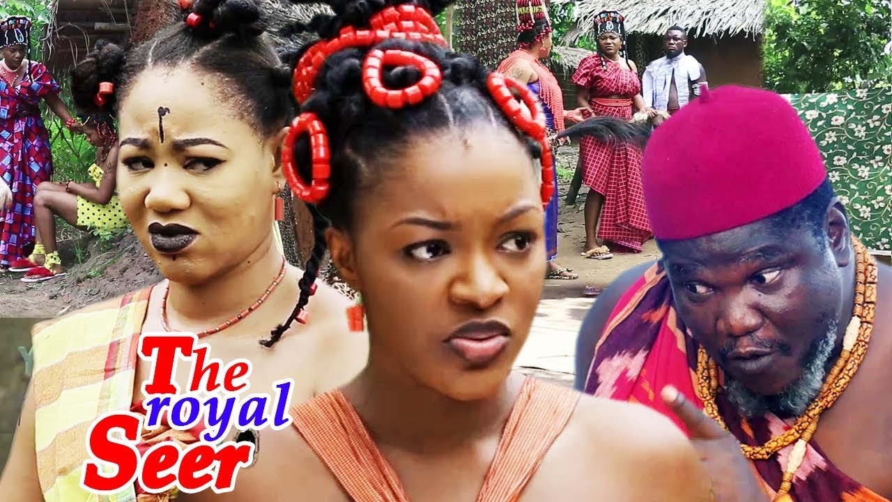 Download The Royal Seer Season 1&2 (Chacha Ekeh/Ugezu .J. Ugezu) 2019 Latest Nigerian Nollywood Movie