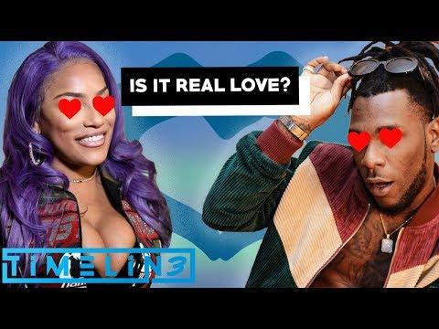 Stefflon Don & Burna Boy: Love or PR Stunt? | Timelin3 Ep. 42