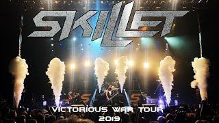 Skillet - Victorious War Tour 2019 [FULL SHOW]