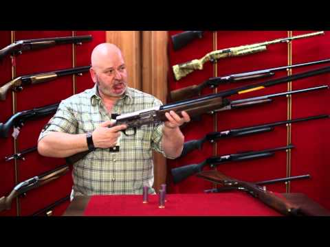 Выбор гладкоствольного оружия.