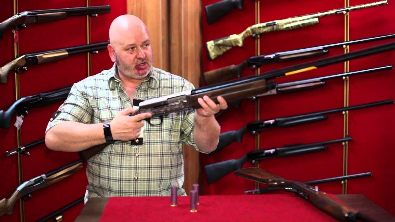 Remington 700 VTR обзор - YouTube