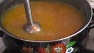 Овощной суп-пюре. Легкий суп-пюре из овощей