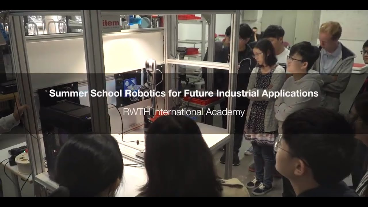 Robotics for Future Industrial Applications - RWTH