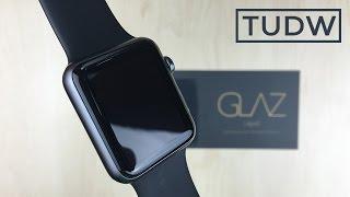 Flüssiger Displayschutz GLAZ Liquid für Apple Watch im Test - 4K