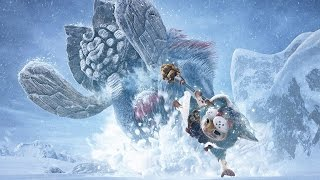 Fighting a Monster With a Butter Knife in Monster Hunter Generations
