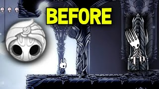 What Happens If You Get Kingsoul Charm Before Talking to White Lady and Pale King in Hollow Knight