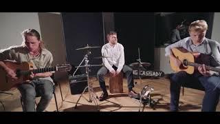 King Cassady perform Belladonna - Gypsy jazz music video
