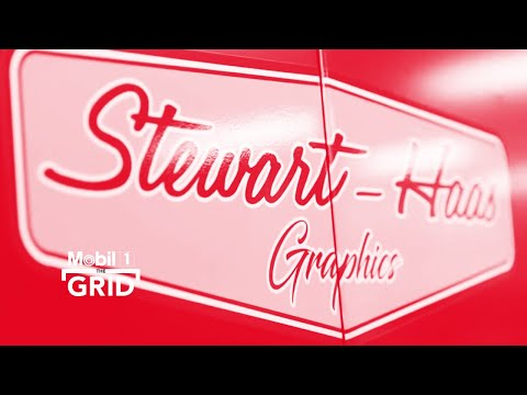 Racing Colours – The Art Of NASCAR Livery Design, With Stewart-Haas Racing | M1TG