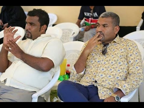 Abdulswamad Shariff Nassir - Biography, MP Mvita, Mombasa, Wife, Family, Wealth