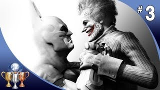 Batman Arkham Origins - Walkthrough Part 3 - Find Penguin