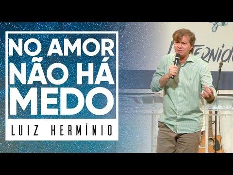 MEVAM OFICIAL - NO AMOR NÃO HÁ MEDO - Luiz Hermínio