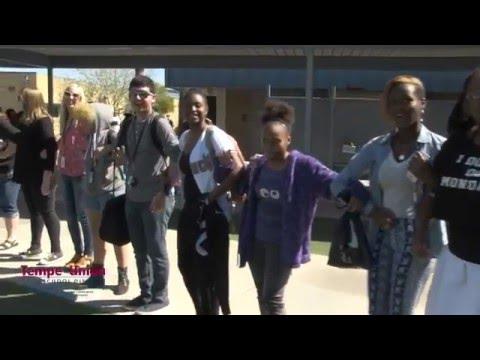 McClintock High School's Kindess Chain