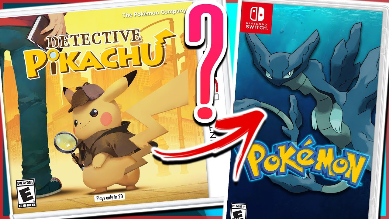 Is Detective Pikachu Connected To The Gen 8 Pokemon Region Youtube