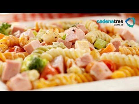 Receta de como preparar cappelleti o tortellini con tuco for Cocinar en 5 min