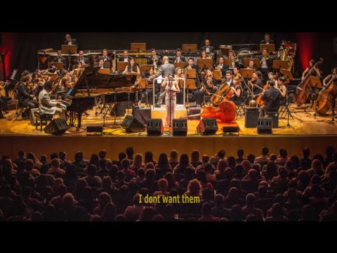 Buika Symphonic - Concha Buika - Live with Istambul Orchestra in Turkey