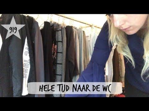 HELE TIJD NAAR DE WC | Sophie Hol | Vlog 919