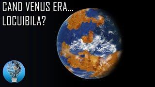 A Existat Viata Pe Venus Inaintea Pamantului?