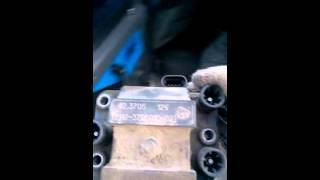 видео Ремонт модуля зажигания ВАЗ 2110
