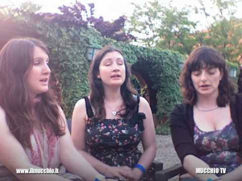 The Unthanks - Guard Yer Man Weel (Johnny Handle) (MUCCHIO TV)