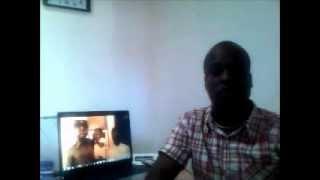 João Nuno da Costa (Neto de Samora Machel) em mensagem para Andradina