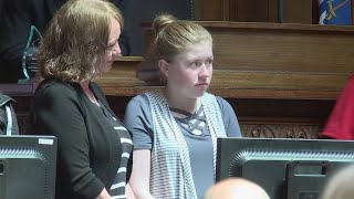 Jayme Closs honored by Wisconsin Assembly