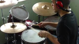 Zombie - The Cranberries - Drum Cover