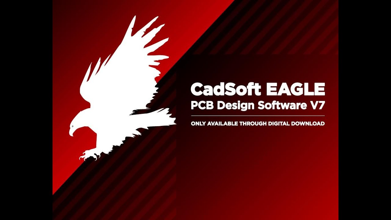 1- download CadSoft Eagle 7.5 full version - YouTube