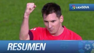 Resumen de Valencia CF (0-1) FC Barcelona - HD