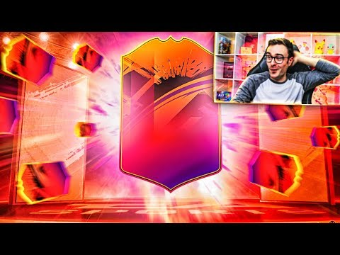 I GOT ONE!!! A NEW PLAYSTATION ACCOUNT GIVES BETTER PACK LUCK!?! Fifa 19 Headliners Pack Opening
