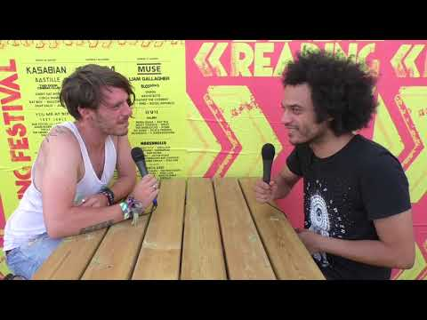 Zeal And Ardor Interview Reading Festival 2017