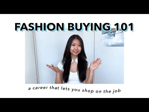 What I Do As A Fashion Buyer / Merchandiser 🛍 | PART 1
