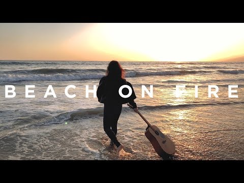 Jane N' The Jungle - Beach On Fire (Official Music Video)