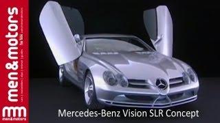 Mercedes Vision SLR Concept Videos