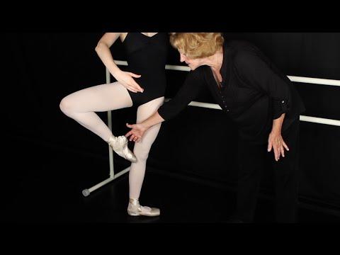 Maine State Ballet: Proper Passé Technique