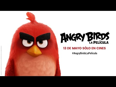 Angry Birds Trailer Oficial