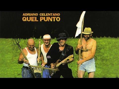 Adriano Celentano - Quel punto (1994) [FULL ALBUM] 320 kbps