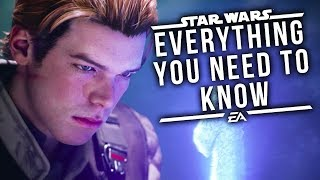 Download Star Wars Jedi: Fallen Order - Everything You Need To Know Mp3 and Videos