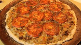 Tomato Pie Recipe W/ Sausage