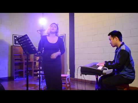 Gregory Porter - Insanity ft. Lalah Hathaway cover by AGISKANIA ft. Jason Limanjaya