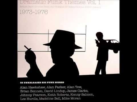 DRAMATIC FUNK THEMES VOL.1 - Alan Parker - Sweeny Todd