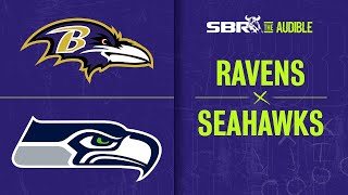 Ravens vs. Seahawks Week 7 Game Preview | Free NFL Predictions & Betting Odds