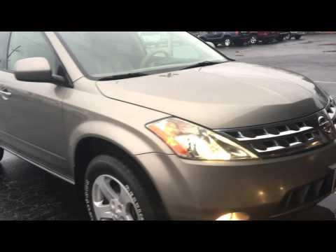 2004 Nissan Murano Used Car Manila,AR Towell & Sons Auto Sales