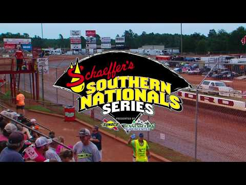 Night 2 Southern National Series Qualifying @ Swainsboro Raceway 7-21-18